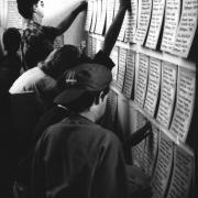Aufhängen von Häftlingsdaten