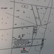 Karte des Waldlagers